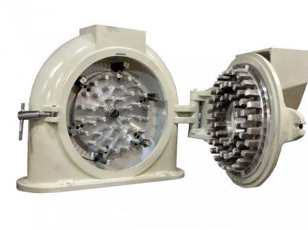 آسیاب صنعتی پین میل TS-6200